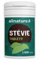Allnature Stévie tablety 1000ks