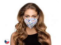 Dama Trade respirátor FFP2 Letní louka 10ks