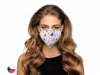 Dama Trade respirátor FFP2 Ze života hmyzu 10ks
