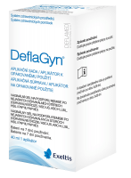 DeflaGyn vaginální gel 40ml aplikační sada