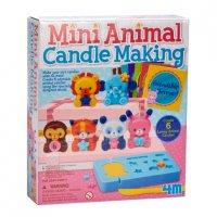 4M Sada na výrobu svíček Mini Animal