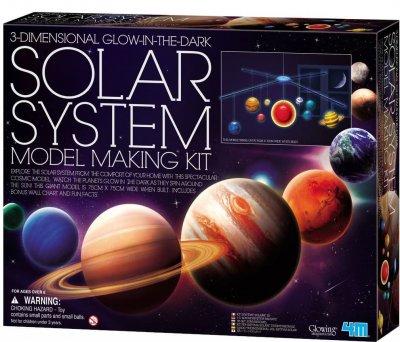4M Vyrob si sluneční soustavu