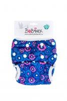 Bobánek Rostoucí plavky pro miminka - Modré květiny