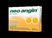Neo-angin šalvěj pastilky 24ks