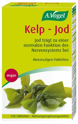 A.Vogel Jod 120 tablet