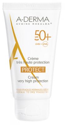 A-DERMA Protect Krém SPF50+ 40ml