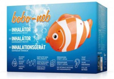 Biotter Bobo Neb Inhalátor s přílušenstvím 1 sada
