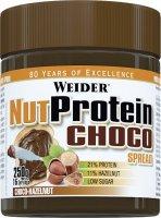 Weider, Ořechovo proteinový čoko krém, 250g, Čokoláda