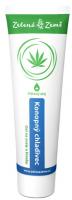 Zelená země Konopný chladivec chladivé konopné mazání 100ml - Zelená Země Menthocann chladivé konopné mazání 100 ml