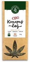 Zelená Země CBG konopný čaj 1,8%, 30g