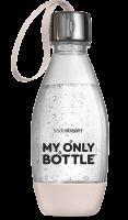 SodaStream Lahev 0,6 l na vodu s sebou společenská růžová