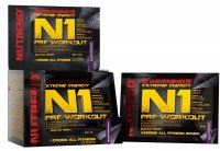 NUTREND N1 Pre-Workout 170 g