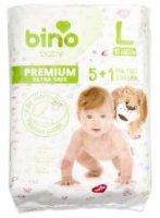 BINO Baby přebalovací podložky 6 ks 60 x 90 cm