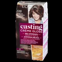 CASTING CG Barva na vlasy 518 Hazelnut Mocha