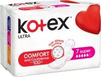 KOTEX Ultra Super vložky 7ks