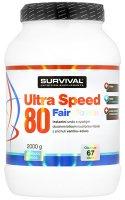 Survival Nutrition Ultra Speed 80 Fair Power vanilka-kokos 2000g