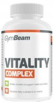 GymBeam Multivitamín Vitality Complex unflavored 120 tablet