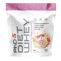 PhD Nutrition Diet Whey birtday cake 1kg