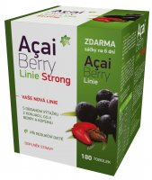Pinia Pharmaceutical Acai Berry Linie Strong 180 tablet