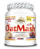 Amix Oat Mash, fresh wildberry, 600g