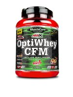 Amix Amix MuscleCore OptiWhey CFM, double dutch chocolate, 1000g