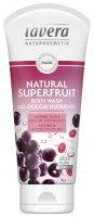 Lavera Natural Superfruit sprchový gel 200 ml
