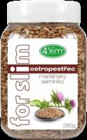 4slim Ostropestřec mariánský semínko 280g