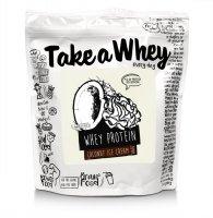 Take a Whey Protein 907g kokosová zmrzlina