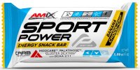 AMIX, Sport Power Energy Snack Bar, Banán-čokoláda, 45g