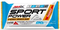 AMIX, Sport Power Energy Snack Bar, Mango, 45g