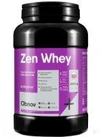 Kompava Protein Zen Whey 70% 2000g - vanilka-smotana, sladidlo stévie