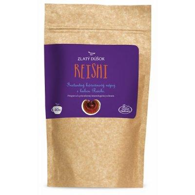 Zlatý doušek kávovinový nápoj s houbou Reishi 100g