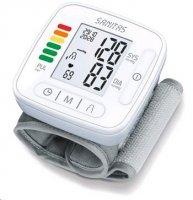 Tlakoměr/pulsoměr na zápěstí SANITAS SBC 22