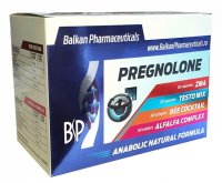 Balkan Pharmaceuticals Pregnolone 120 kapslí