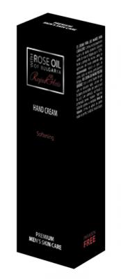 Biofresh Krém na ruce pro muže s růžovým olejem 50ml