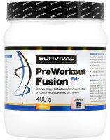 Survival Nutrition PreWorkout Fusion Fair Power mango 400g