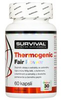 Survival Thermogenic Fair Power 60 tablet