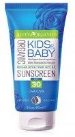 Alteya Organics Bio opalovací krém pro děti SPF30 90 ml