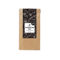 Allnature Darjeeling čaj černý sypaný BIO 50g