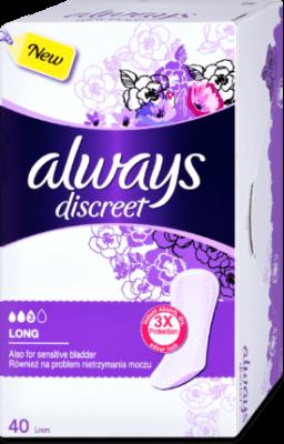 Always Discreet intimky Long 40ks