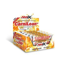 Amix CarniLean, Fresh Lime, 10x25ml