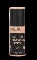 Benecos Natural Beauty kompaktní make-up Ivory 6 g