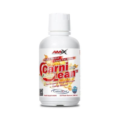 Amix CarniLean, Blood Orange, 480ml