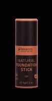 Benecos Natural Beauty kompaktní make-up Tan 6 g