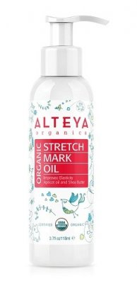Alteya Tělový olej proti striím 110ml