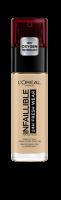 L´Oréal Paris Infaillible Fresh Wear dlouhotrvající tekutý make-up 100 Linen 30ml