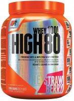 Extrifit High Whey 80 Jahoda 1000g - Extrifit High Whey 80 1000 g