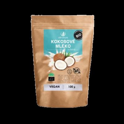 Allnature Kokosové mléko sušené BIO 100g