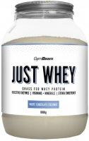 GymBeam Just Whey 1000 g white chocolate coconut