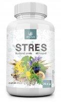 Allnature Stres bylinný extrakt 60 kapslí